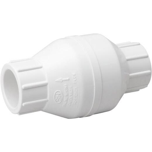 ProLine 1 In. PVC Schedule 40 Solvent Check Valve