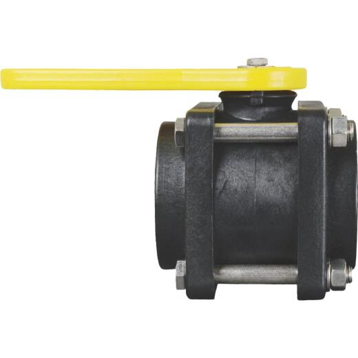 Apache 2 In. Polypropylene Ball Valve