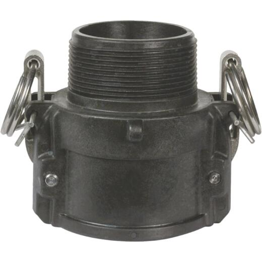 Apache 2 In. ID Polypropylene Part B Female Hose Coupler